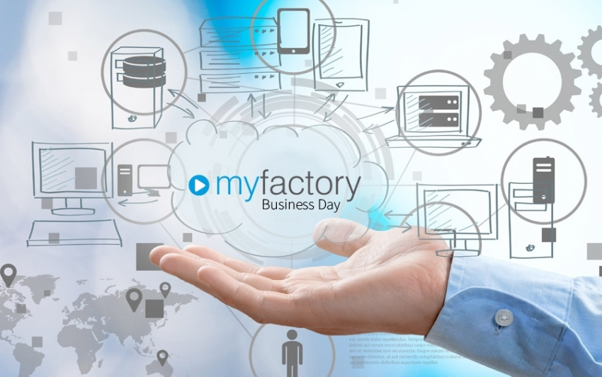 Das war unser myfactory Business Day 2019